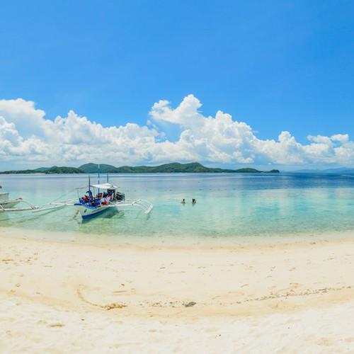 Banana Island - Tropical Escapade Tour in Coron, Palawan