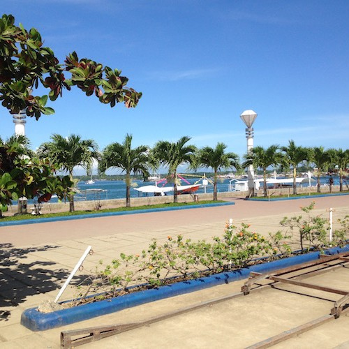 Baywalk - Puerto Princesa City Tour