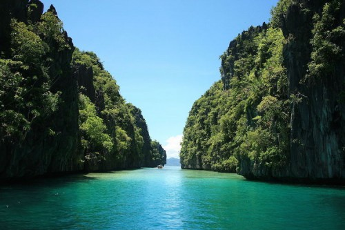 Online Booking for El Nido Tour A - Island Hopping