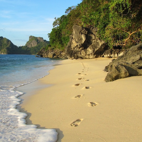 Online Booking - El Nido Island Hopping Tour D