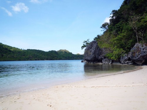 Bukal Beach - El Nido Tour D