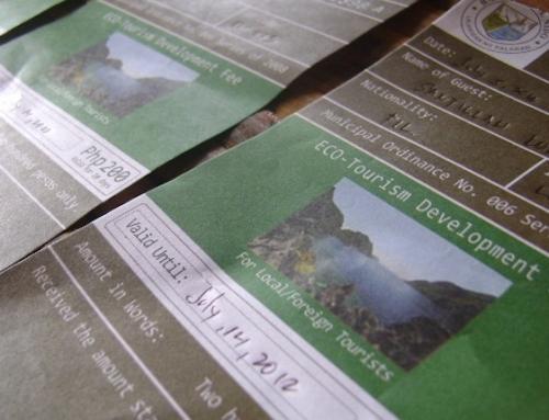 Qu'est-ce que la taxe d'éco-tourisme instaurée El Nido?