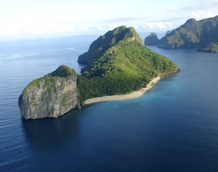 Private Island Hopping Tours (A, B, C, D) in El Nido
