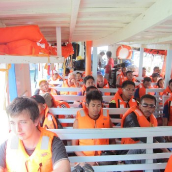 Ferry-boat from El Nido to Coron - Online Booking