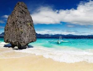 Entalula Beach, El Nido, Palawan