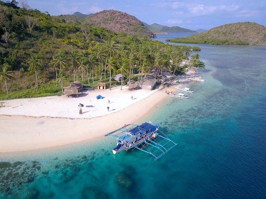 Expedition entre El Nido et Coron dans le nord de Palawan