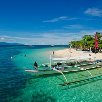 Honda Bay Island Hopping Tour - Puerto Princesa, Palawan