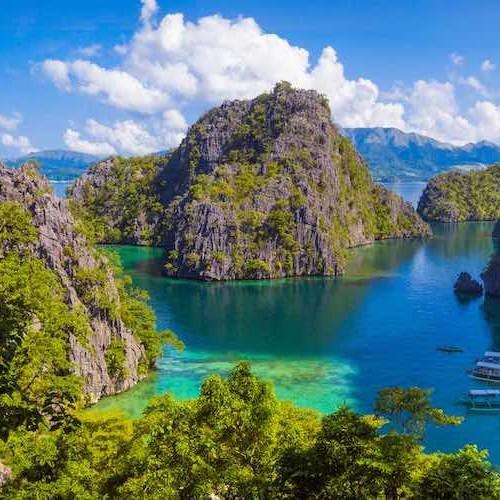 Coron Highlights Tour - Kayangan Lake