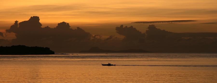 The Linapacan Islands in Palawan