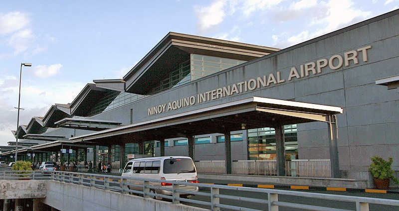 L'aéroport international Ninoy Aquino de Manille