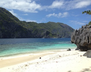 Matinloc Shrine - El Nido Island Hopping Tour C