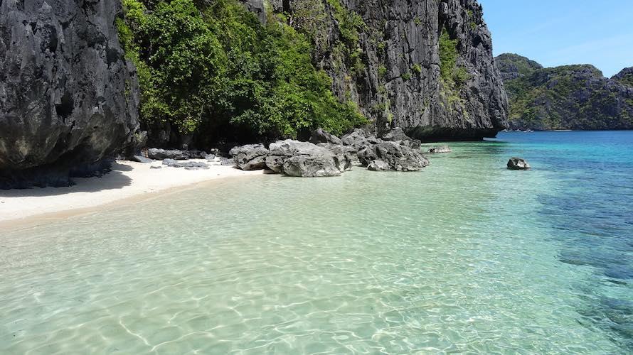 Paradise Beach - El Nido Tour D