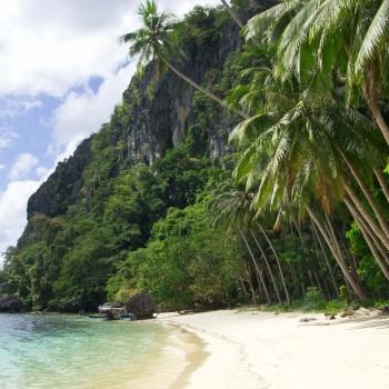 Pasandigan Beach - El Nido Tour D
