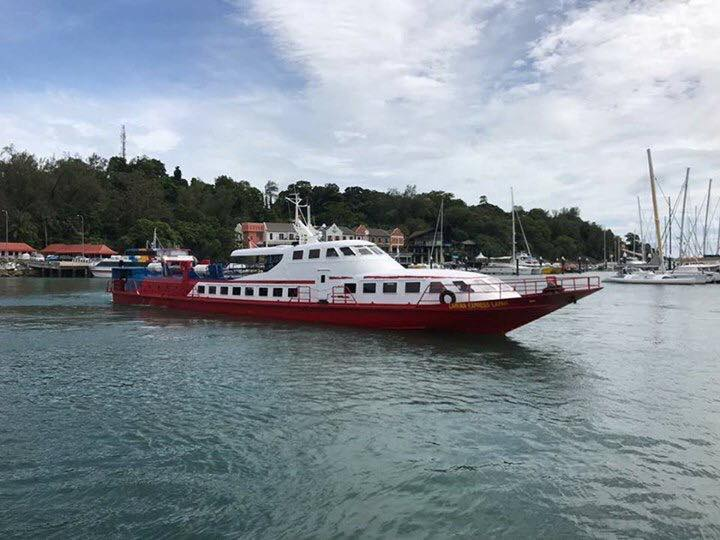 Phimal Fast Craft - Boat transportation from El Nido to Coron