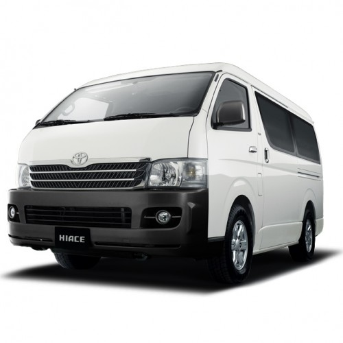 Private Van Transfer from Port Barton to Puerto Princesa | Online Booking