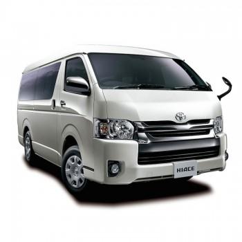 Private Van Transfer between Puerto Princesa and El Nido