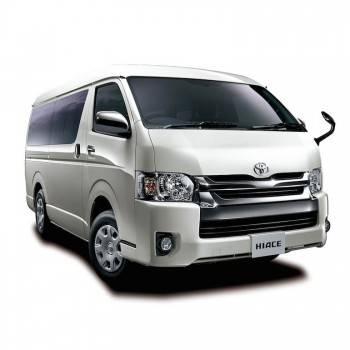 Private Van Transfer between San Vicente and Puerto Princesa