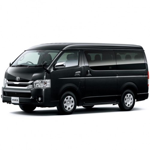 Public Van Transfer from El Nido to Port Barton - Online Booking