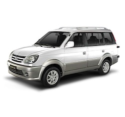 Rent a SUV or 4x4 in El Nido and Puerto Princesa, Palawan