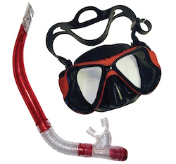 Snorkeling Gear: Rent a Mask and Snorkel in El Nido
