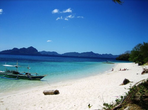 7 Commando Beach - El Nido Tour A
