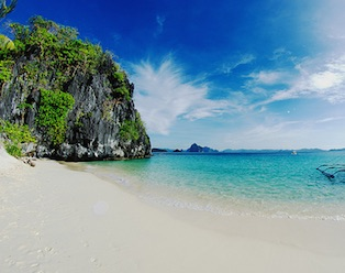 Seven Commando Beach - El Nido Island Hopping Tour A