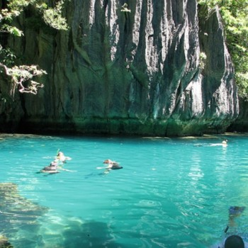 Small Lagoon - El Nido Tour A