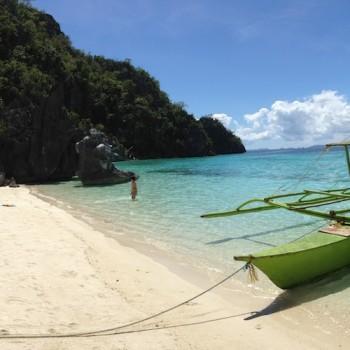 Smith Beach in Coron, Busuanga, Palawan