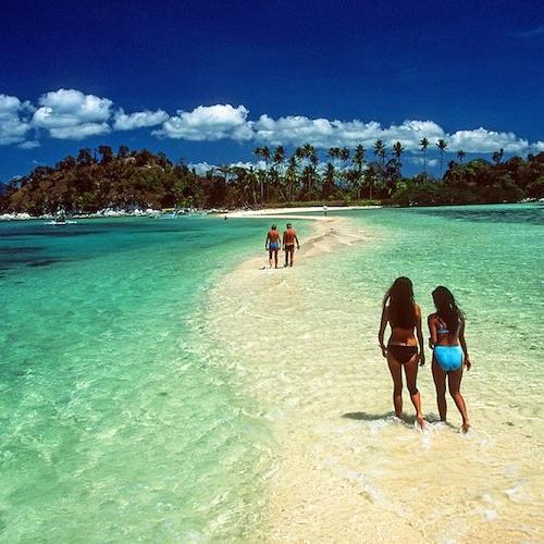 Snake Island - El Nido Tour B