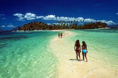 Snake Island (Vigan Island) El Nido - Bacuit Archipelago